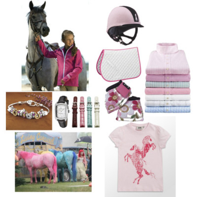 A Touch of Pink by EquestrianStylist on Polyvore.comRiders International Quilted Cotton Saddle Pad - Dover Saddlery., $30Invicta Invicta Women's 5168 Baby Lupah Collection Mother-of-Pearl…, $70Mountain Horse Kids Mustang Softshell Jr Jacket and Raincoats and Rain…, $37Lee Horse Logo T-Shirt, £15Charles Owen Breast Cancer GR8 Helmet and Schooling Helmets |…, $334Dover Saddlery | Tailored Sportsman Coolmax® Show Shirt., $110Horseshoe and Saddle Charm Bracelet - Horse Themed Gifts, Clothing,…, $30Classic Equine No Turn Designer Line Bell Boots and Bell Boots |…, $24