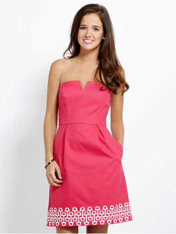 ...Loving the new Vineyard Vines Horse Bit Dress
