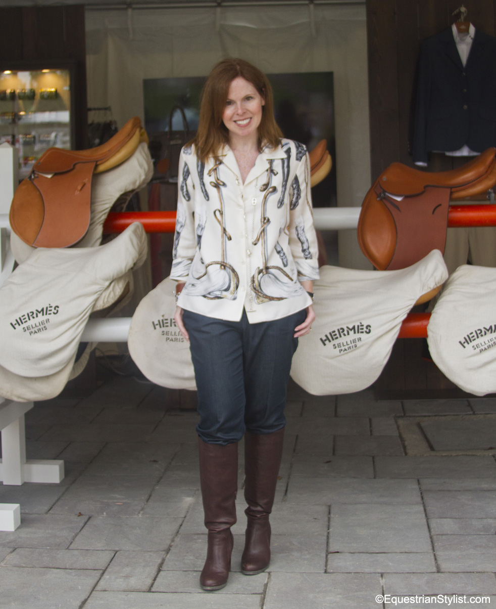 Equestrian Style From The American Gold Cup 2013 | Equestrian Stylist