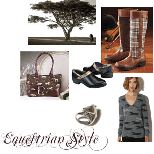 Equestrian Style 1