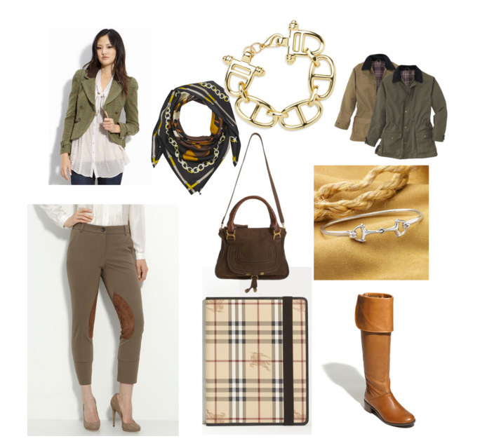 Equestrian Style Of The Day Equestrian Stylist