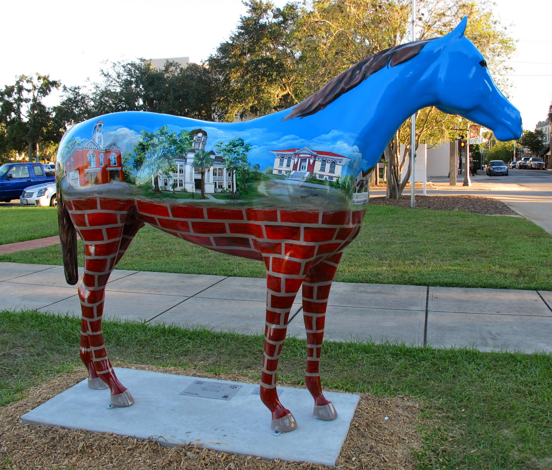 Painted Ponies An Ocala Community Project Quot Horse Fever