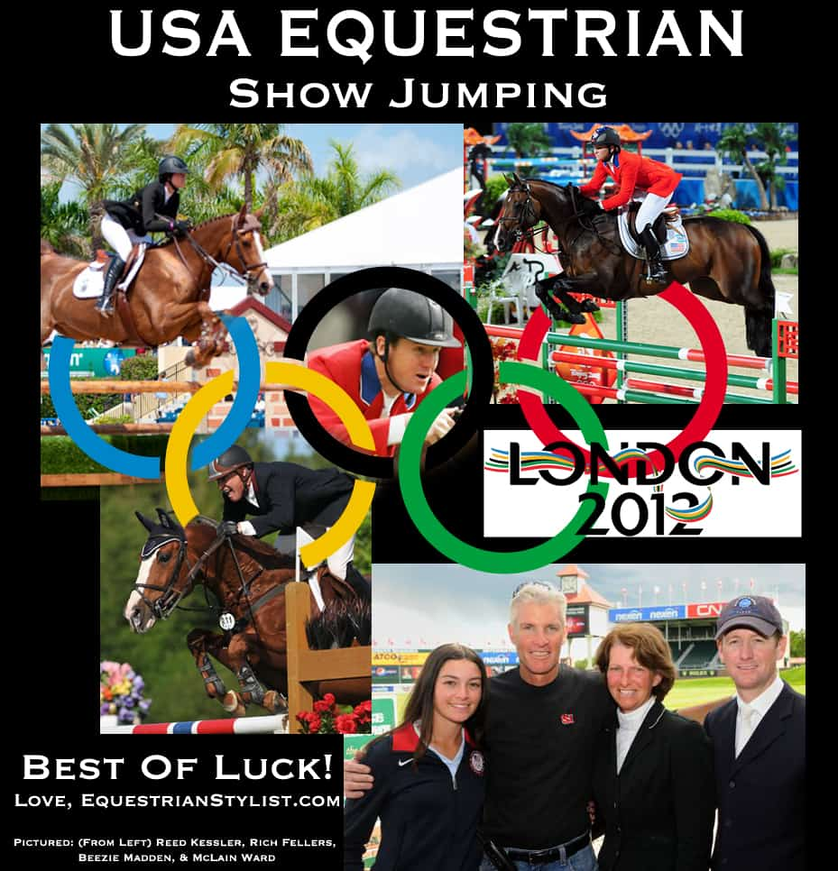 Are You Watching The 2012 Equestrian Olympic Games