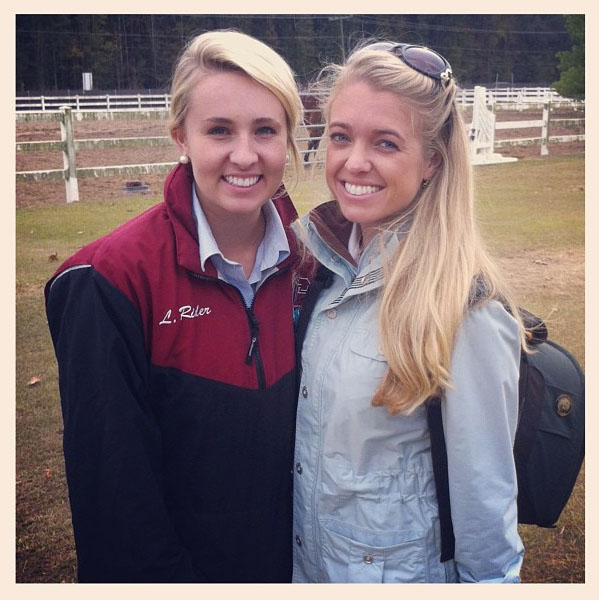 First Place Finish For College Of Charleston Equestrian