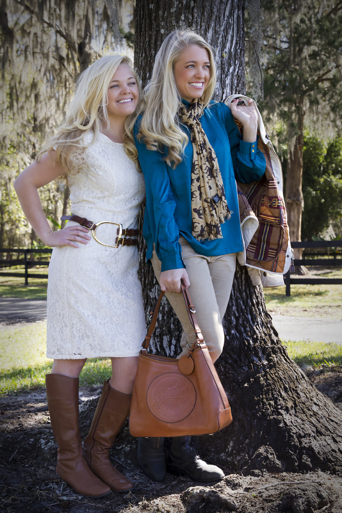 Lace Leather Chestnut And Teal Fall Equestrian Fashion 2012 Equestrian Stylist