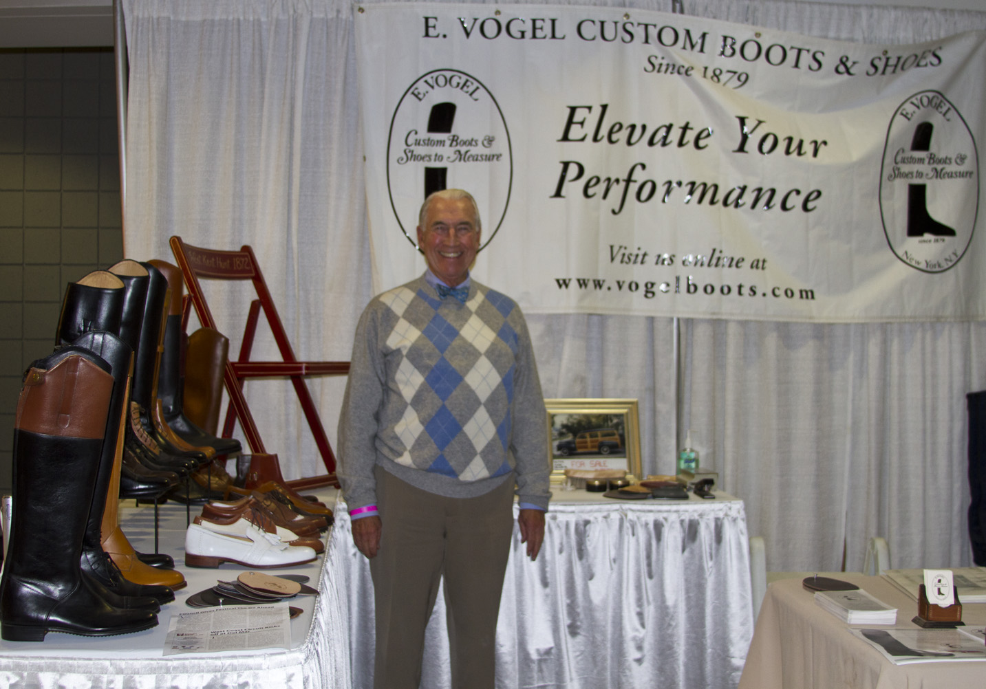 2e56752742f Meeting Mr. Vogel at the Washington International Horse Show 2012 ...