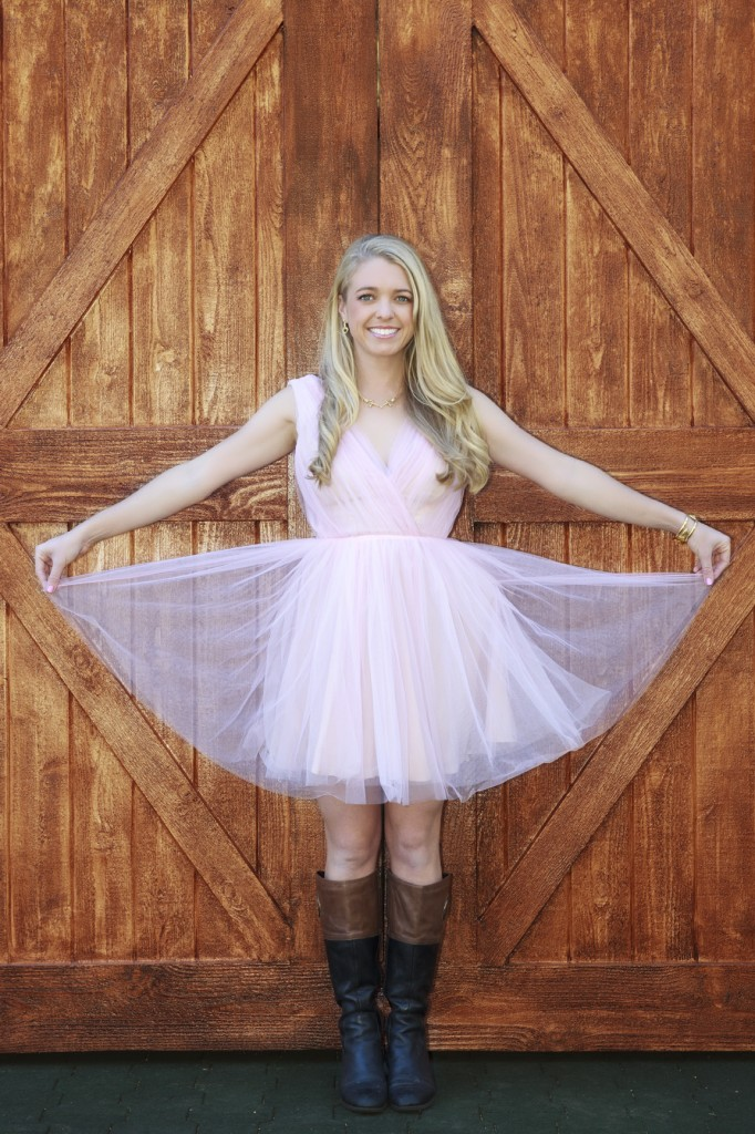 Country-Chic Pretty in Pink | Equestrian Stylist