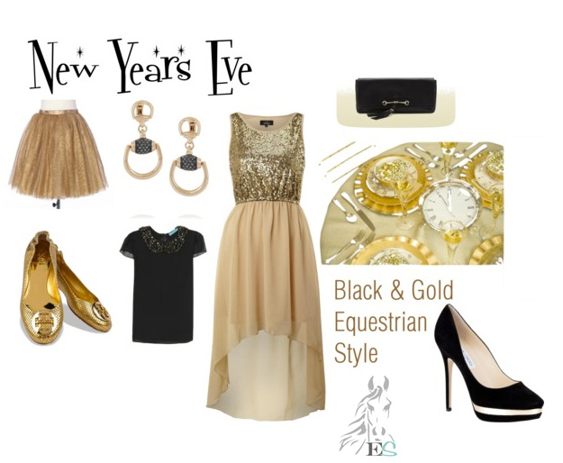 New Years Eve Equestrian Style