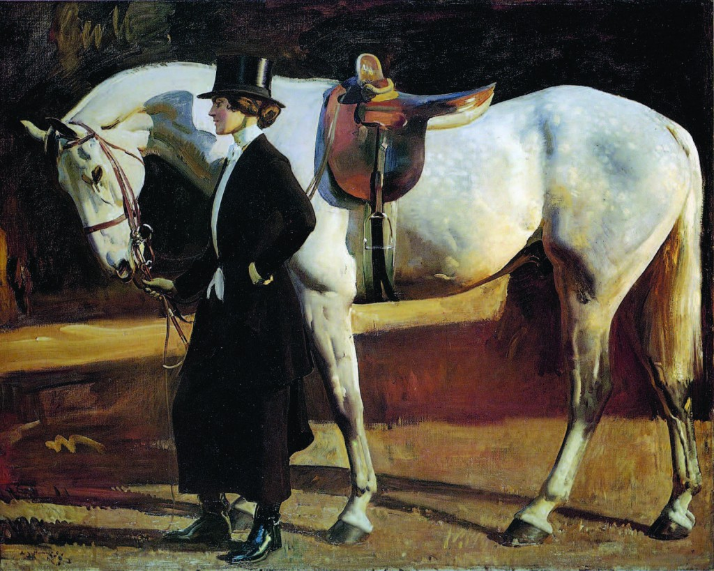 Impressions On A Munnings Exhibition Featuring The