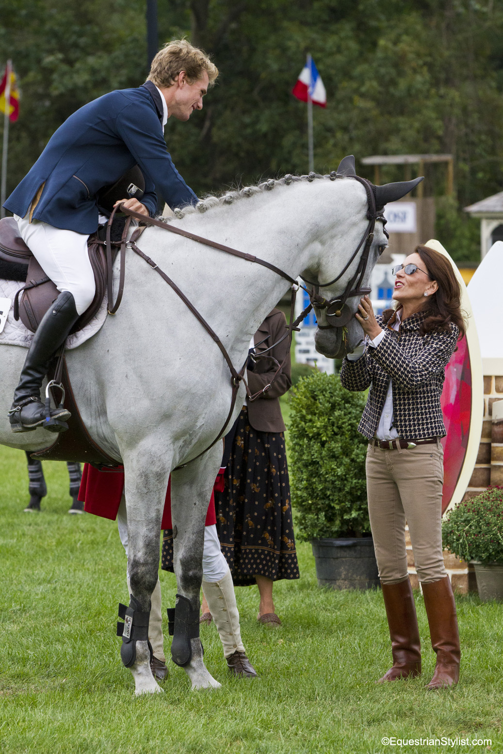 Equestrian Style From The American Gold Cup 2013