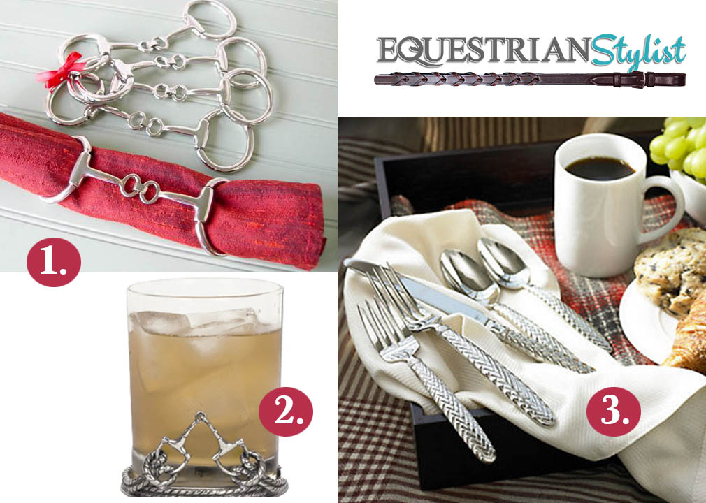 Equestrian Kitchen Accents Equestrian Stylist