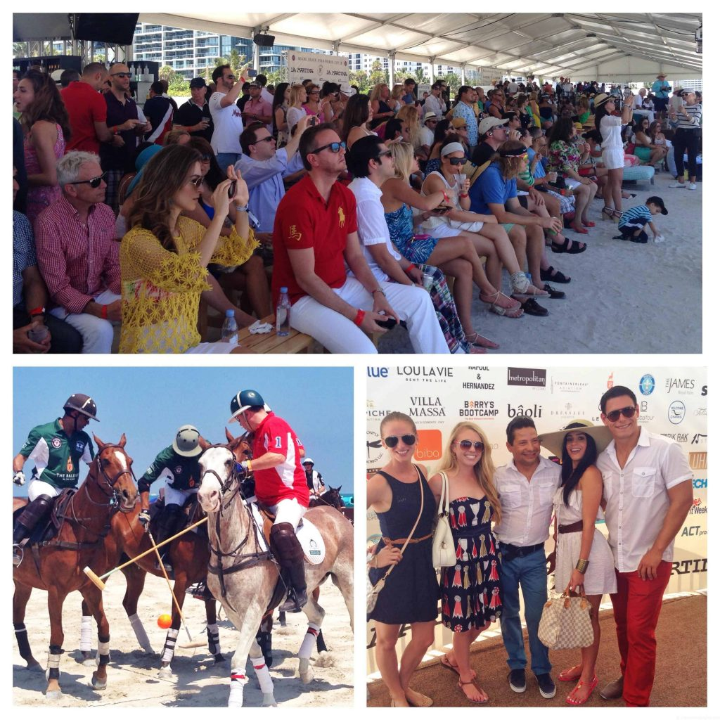 Miami Beach Polo World Cup 2014