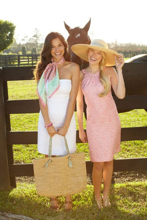 How To Dress For A Polo Match Equestrian Stylist