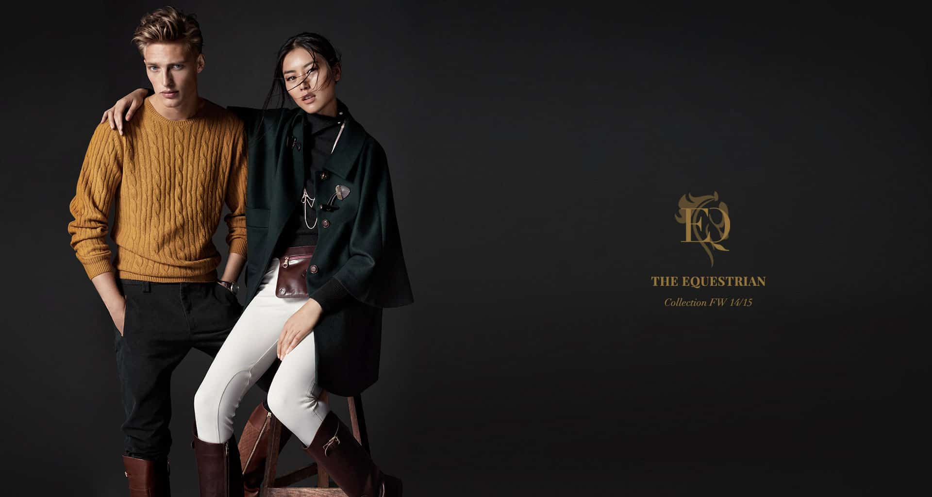 Massimo Dutti Equestrian Collection Fall 2014 2015