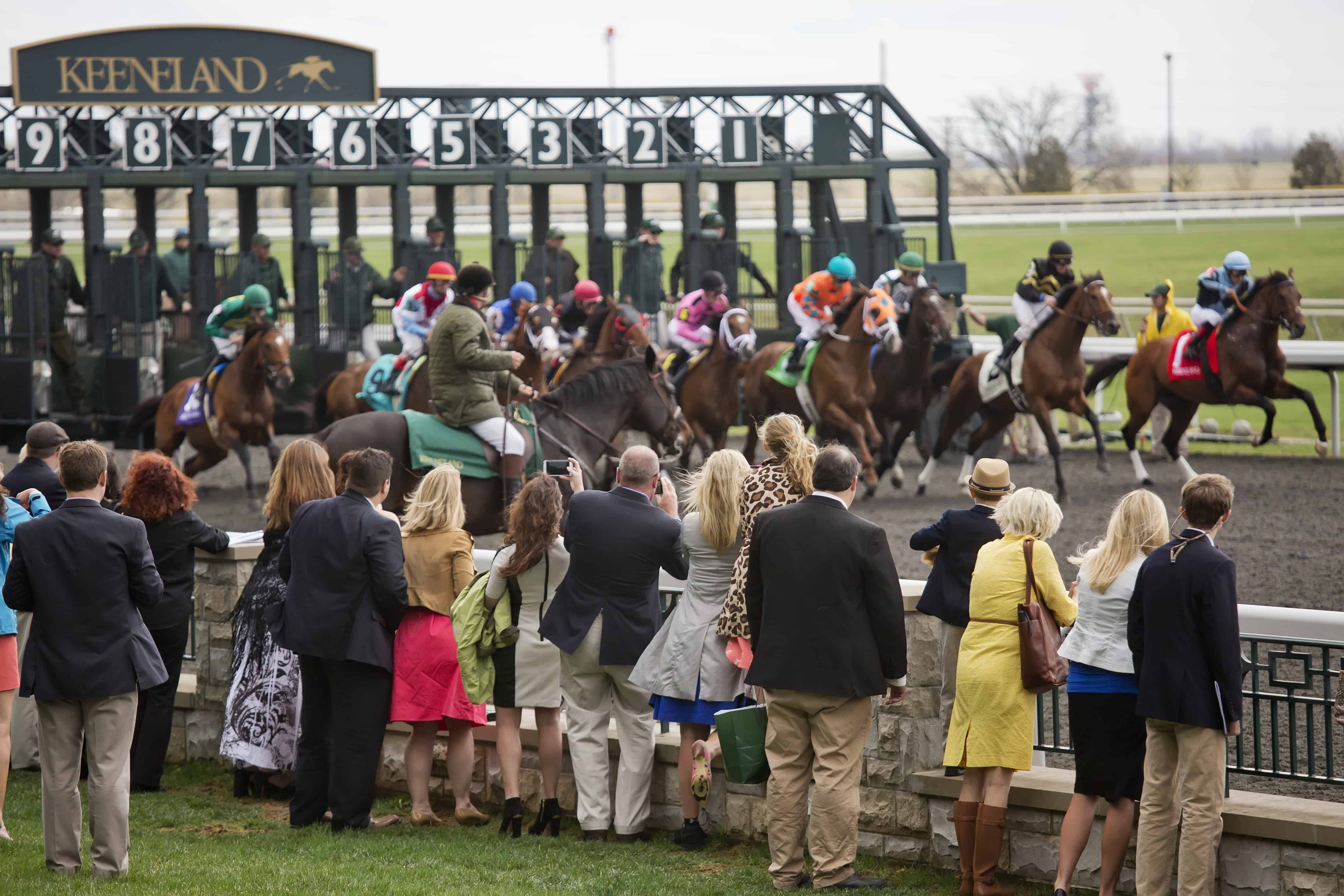Homecoming For The Ages The Breeders Cup At Keeneland