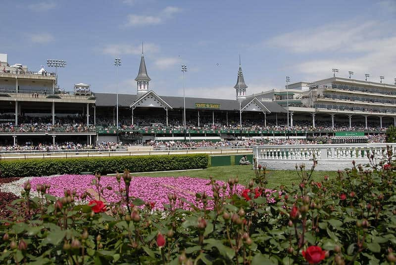 Photo: Churchill Downs. KentuckyDerby.com