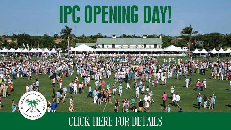 Calling All Polo Fans The International Club Palm Beach Officially Opens Its Season On January 1st Celebrate New Year S Day At This Premier