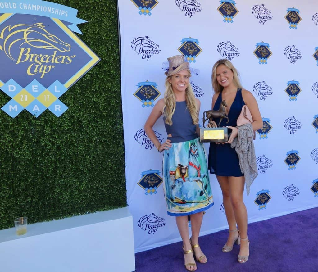 Boasting With Beauty Breeders Cup 2017 At Del Mar Ca