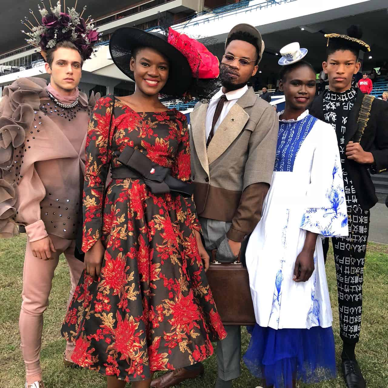 Young Fashion Designers Featured At Vodacom Durban July