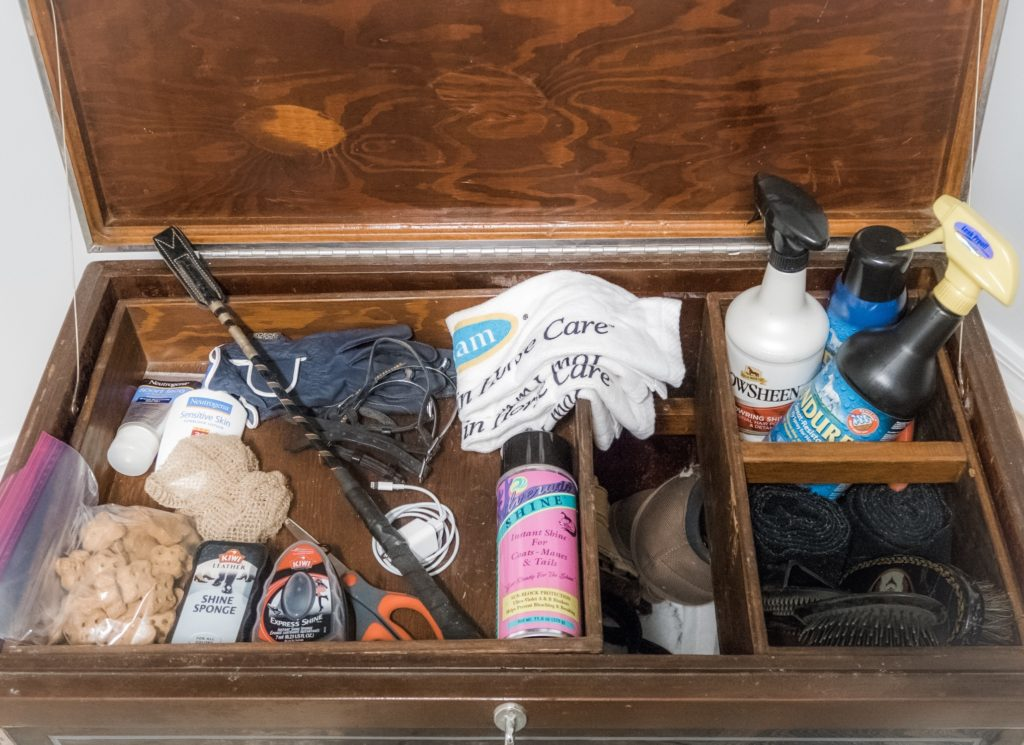 Tack Trunk Essentials For Every A Circuit Competitor Equestrian Stylist